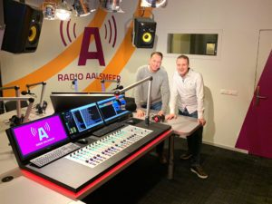 Radio Aalsmeer Puts Lawo Crystal & RƎLAY On The Air