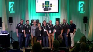Alcons Audio Joined By Mix Legends At Most Successful InfoComm Yet