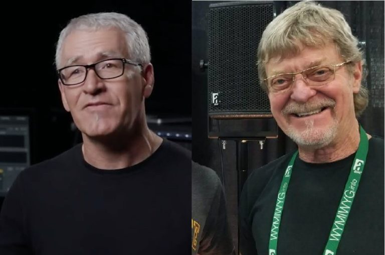 Mix Legends Join Alcons Audio At InfoComm 2019