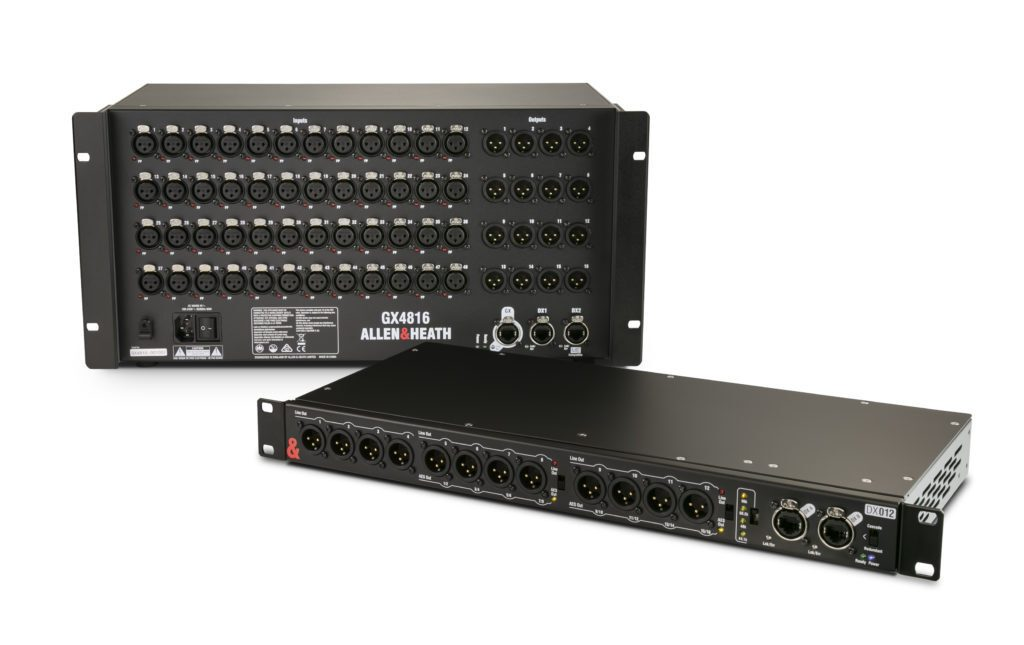 ALLEN & HEATH GO 'EVERYTHING I/O' WITH NEW REMOTE AUDIO EXPANDERS