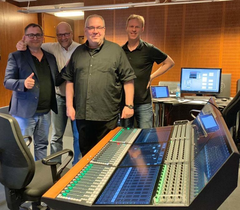 German Premiere for AVATUS IP Console at Konzerthaus Berlin