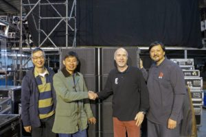 China's Cellosound Invests In Alcons Audio LR28 Pro Ribbon Touring System