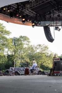 d&b is solution for NYC's Capital One City Parks Foundation SummerStage Series in Central Park