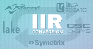 New IIR Conversion Solution for Filter Consistency Across Brands