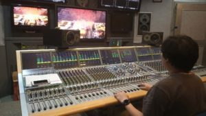 The Largest Stage Tec NEXUS Network and 12 Mixing Consoles in Use in China