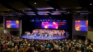 d&b Soundscape redefines the audio experience, delivers intimate worship at Church at The Mill