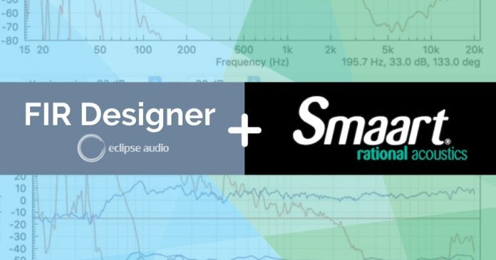 FIR Designer plus SMAART