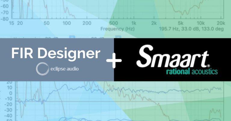 FIR Designer plus SMAART