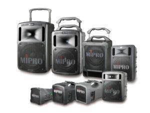 Avlex Corporation Awarded MIPRO's Portable PA Product Line