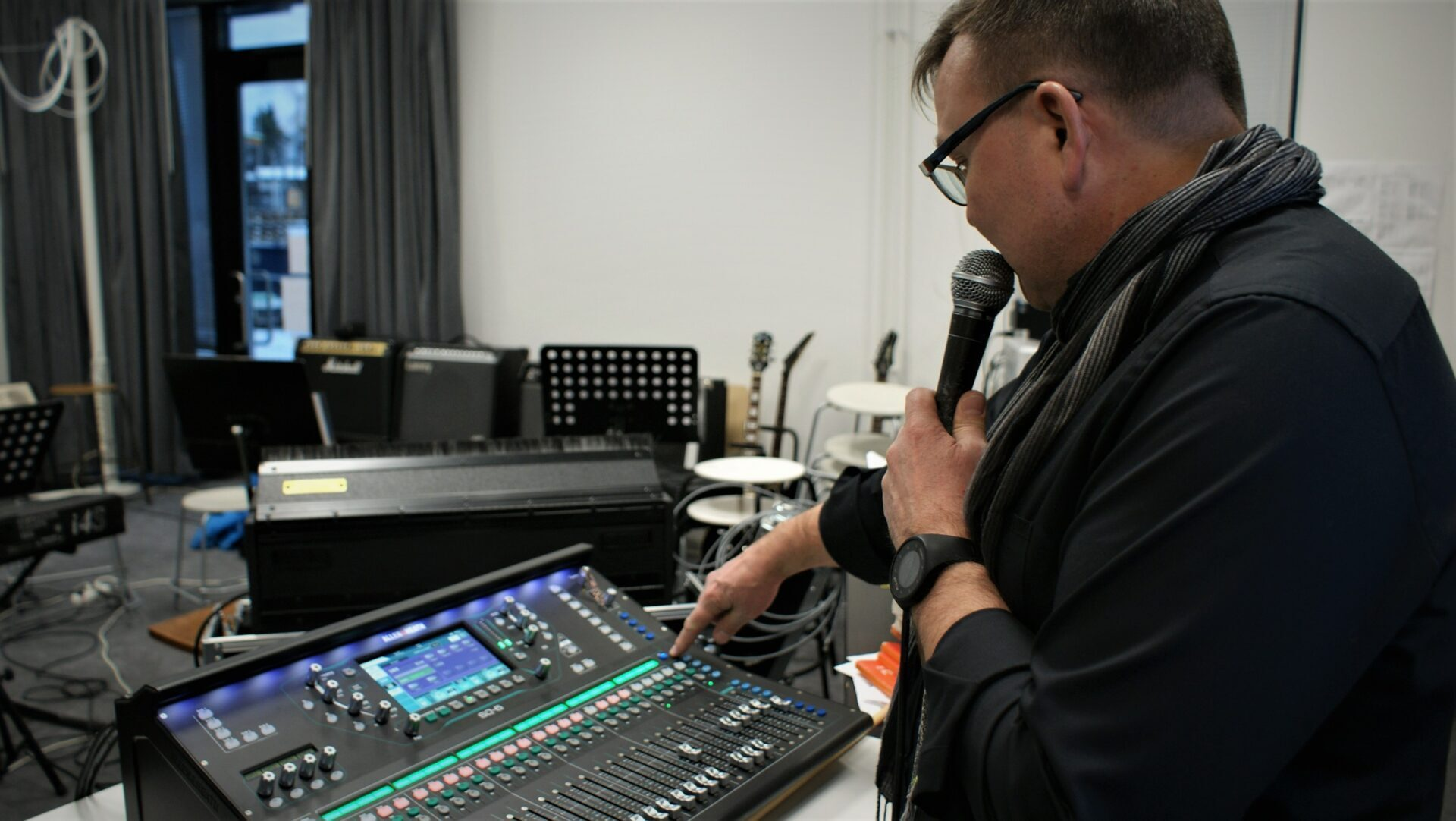 SQ PROVIDES STATE-OF-THE-ART AUDIO FOR FINNISH SCHOOL