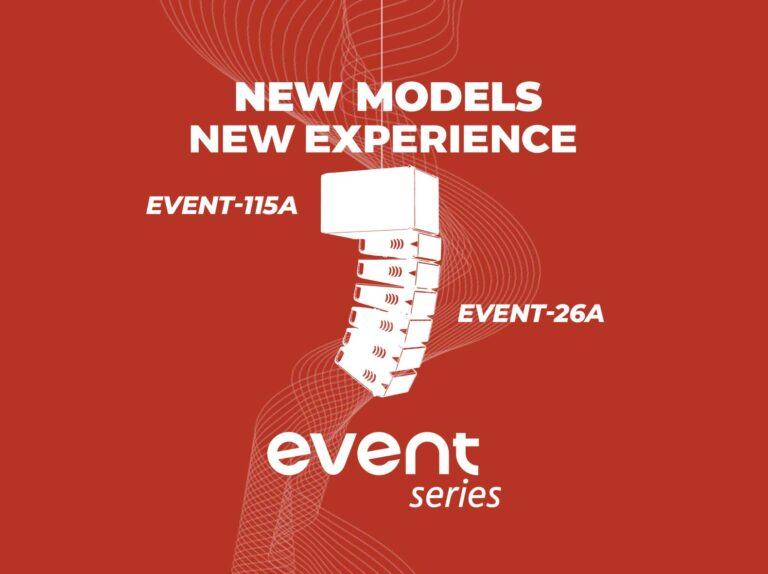 NEW MODELS for the recognized EVENT Series to be launched at NAMM Show 2020