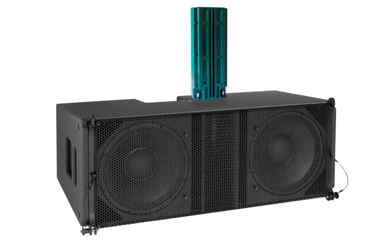 Alcons Audio Launches The LR24 Pro-Ribbon Line-Array