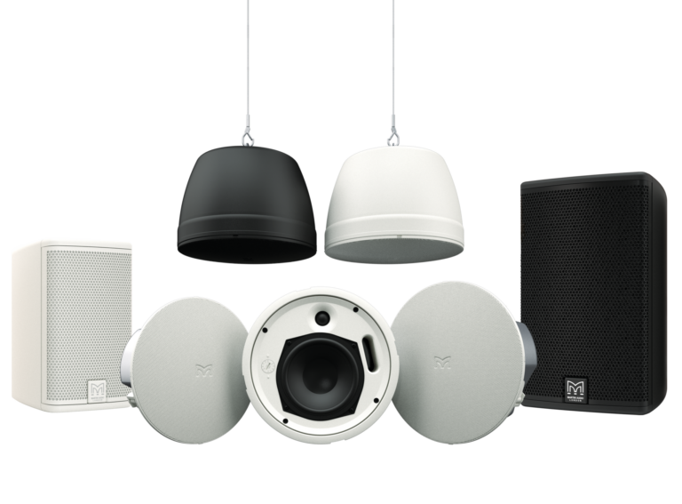 Martin Audio Announces Five New Ceiling Loudspeakers for Adorn Commercial Series