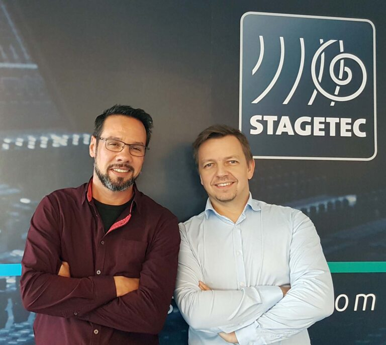 New Management at Stage Tec