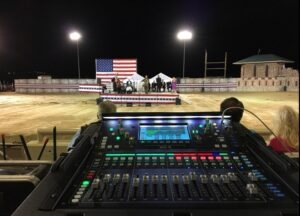 ULTIMATE USO SHOW TAKES THE STAGE WITH ALLEN & HEATH