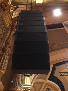 d&b V-Series a natural choice for historic Vancouver theatre.
