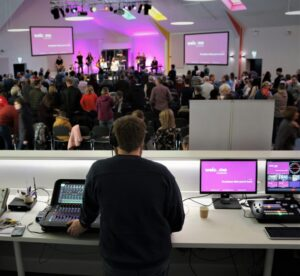 WELCOME CHURCH EMBRACES AVANTIS IN FIRST UK INSTALLATION