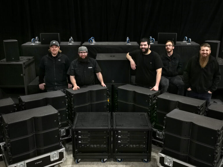 Technotrix Joins L-Acoustics Rental Network As New Certified Provider