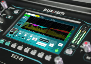 ALLEN & HEATH DELIVERS 'ONE FOR THE FANS' WITH SQ V1.5
