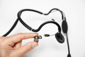 Point Source Audio Reinvents Intercom Headsets for More Hygiene and Accessibility to Custom In-Ear Monitors