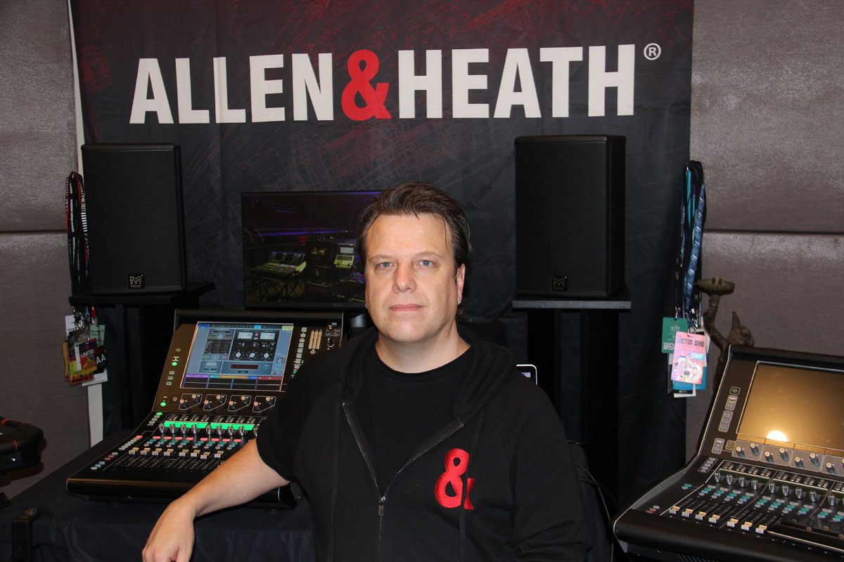 MIXWIZARD SESSIONS SPELL SUCCESS FOR ALLEN & HEATH