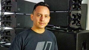 DAS Audio of America Appoints Carlito Cobos as National Sales Director / Retail