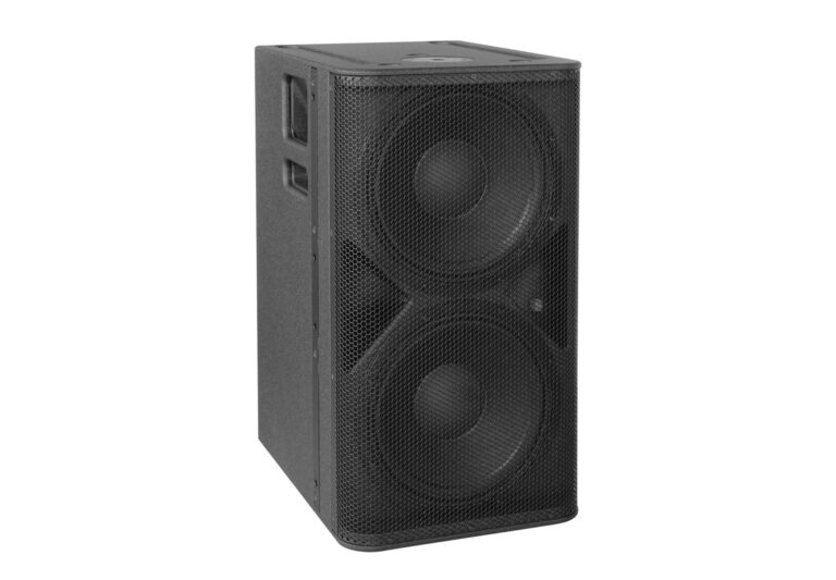 Introduction Of The QB242 Arrayable Subwoofer