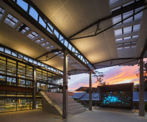 TWO VENUES, ONE SOLUTION – NORTHERN BEACHES CHRISTIAN SCHOOL GOES DLIVE