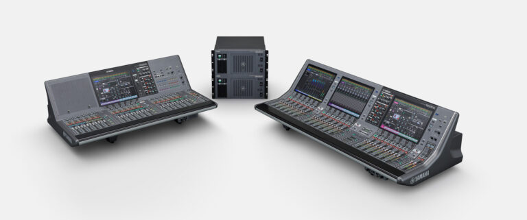 TC Furlong Inc. to Host Webinar on the new Yamaha RIVAGE PM5 and PM3  Digital Audio Consoles