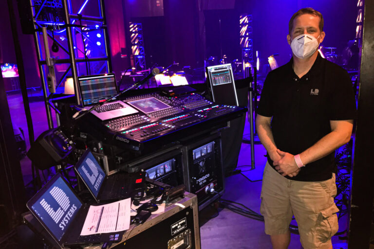 DiGiCo SD10 Consoles Make Houston's Fourth Of July Show A Real Firecracker
