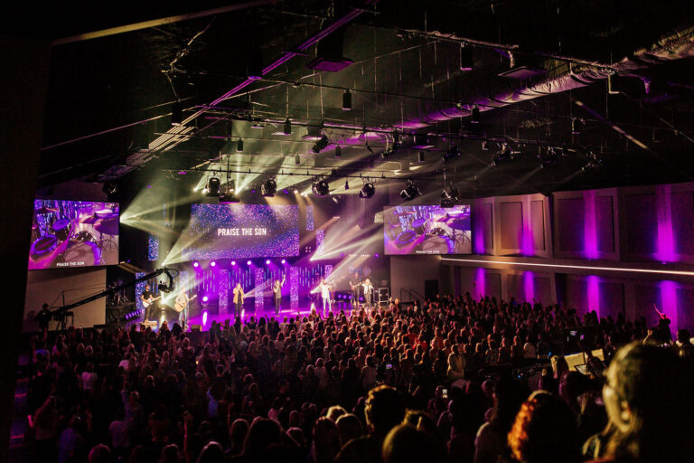 Action Church Adds KLANG Immersive IEM Mixing to its Flagship Broadcast Site