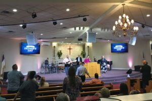 Thanks to its New DAS Audio Sound System, Services at Taylor Church are More Engaging Than Ever