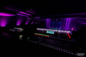 GRANADA THEATRE RENOVATION CENTERS AROUND ALLEN & HEATH SQ-7