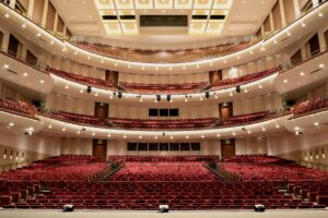 Audio Logic Systems Installs d&b V and Y-Series in Northrop at the University of Minnesota.