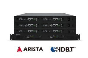 ARISTA Corporation Announces the Alvista RS-124-A07 Dual HDBaseT Transmitter / Receiver System