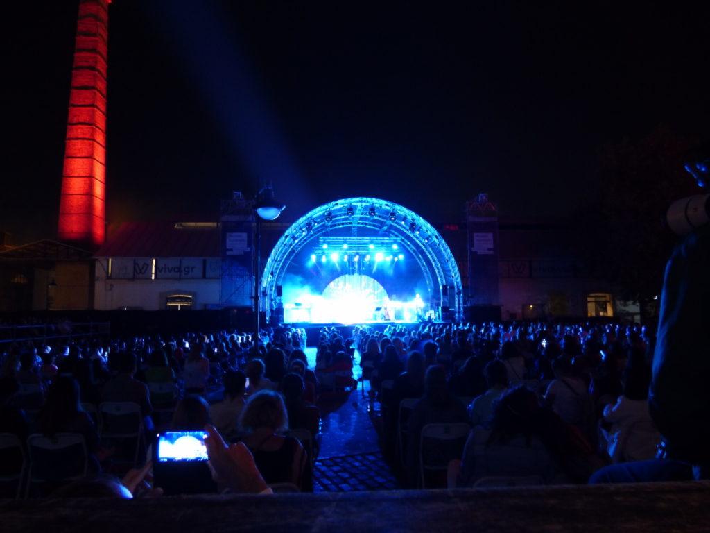 A&H SHINES ON ELEONORA ZOUGANELI'S SUMMER TOUR OF GREECE