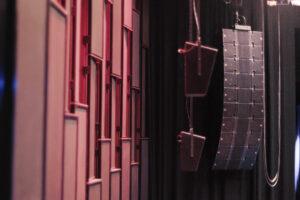 Bølgen Kulturhus installs power and versatility with Adamson E-Series.
