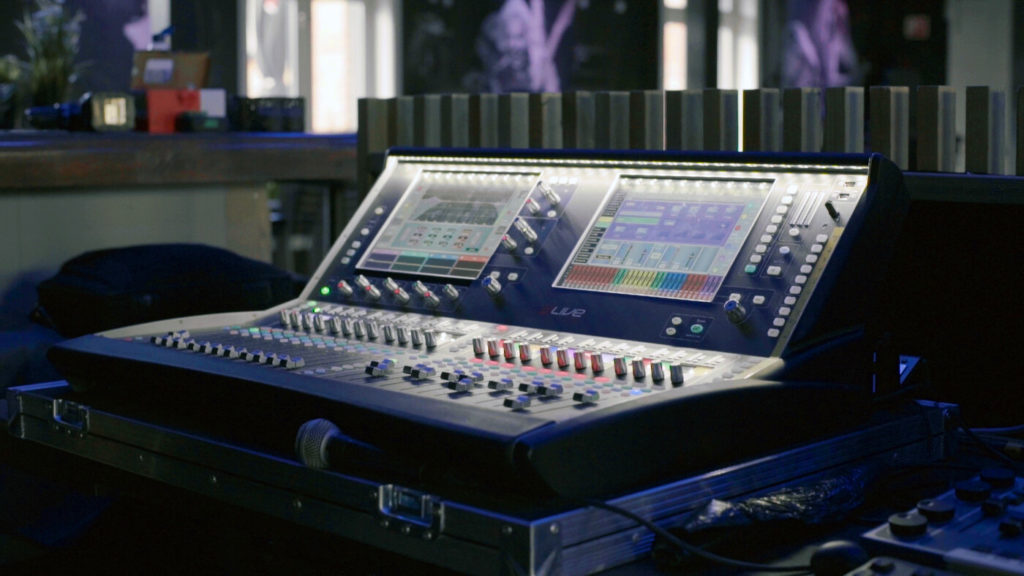 GREGERS TAKES CONTROL WITH ALLEN & HEATH
