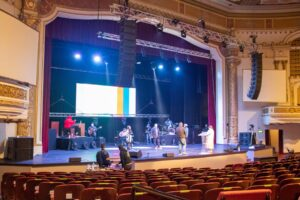 Loudspeakers from DAS Audio Bring a New Level of Engagement to Cornerstone Church