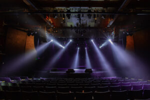 """""""Democracy for listeners""""… Gearforce installs d&b Y-Series"""