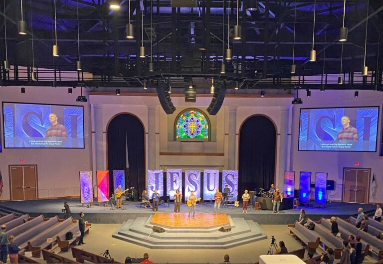 DAS Audio Loudspeakers Bring a New Level of Engagement to First Baptist Church Services
