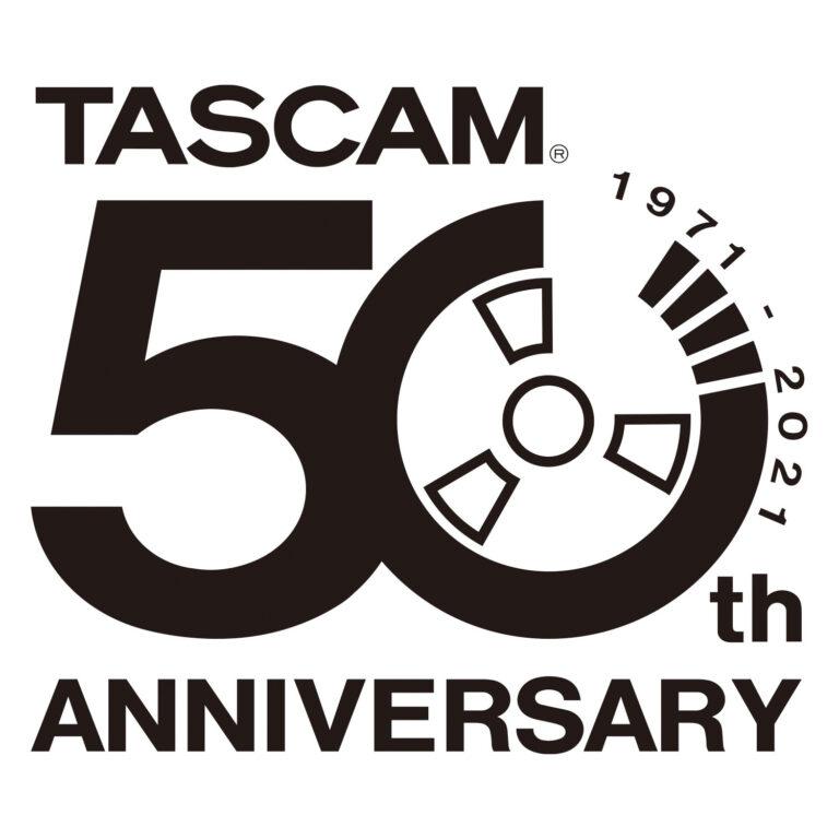 TASCAM Celebrates Its 50th Anniversary