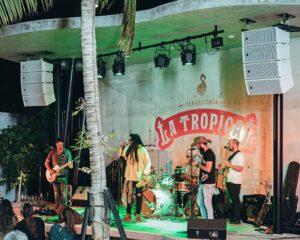 DAS Audio Loudspeakers Provide High Energy at Miami's New Cerveceria La Tropical
