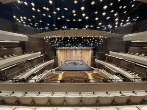 Hairel Adds d&b Y-Series to the new Buddy Holly Hall.
