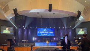 DAS Audio Loudspeakers Invigorate Services at Epic Church International