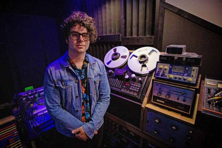 TASCAM Products Assume an Integral Role in the Success of Producer/Musician Frankie Siragusa