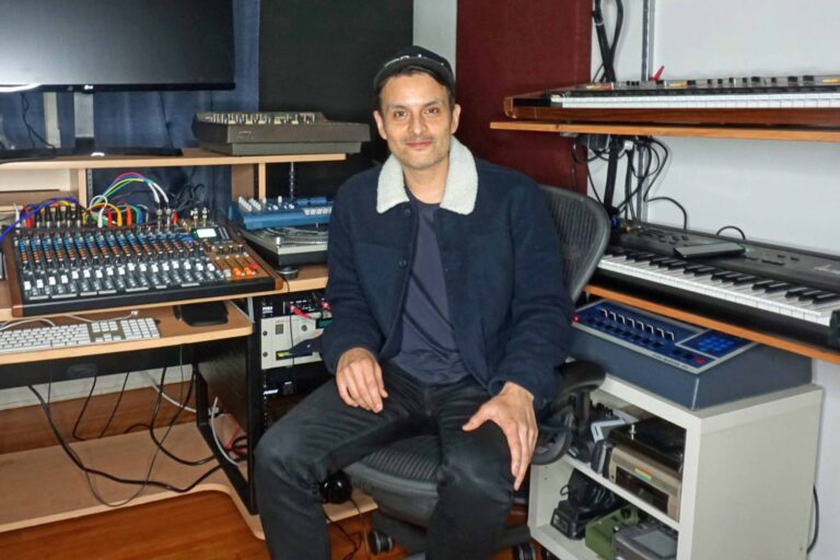 TASCAM Recording Gear Helps Define the Career  of Kenny 'Tick' Salcido