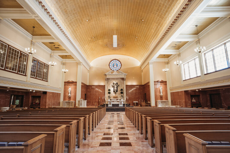 Christ King Catholic Parish Finds Sound Solution with L-Acoustics A10i and Syva