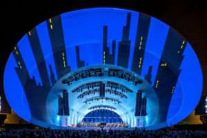 L-Acoustics K2 Brings San Diego Symphony's New Rady Shell at Jacobs Park to Life