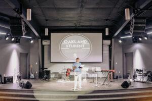 DAS Audio Sound System Delivers Superior Sound at Oakland Baptist Church